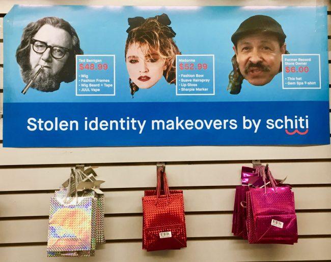 Schiti Identity Theft Madonna