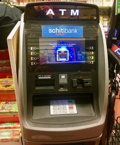 Schitibank ATM
