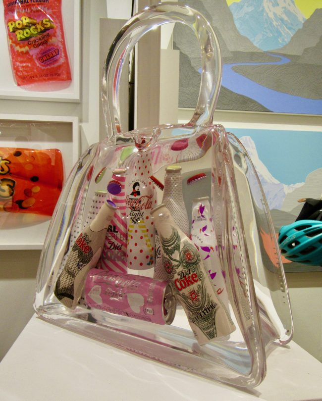 Debra Franses-Bean POP Artbag