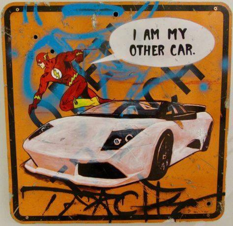 Flashs Car By Teachr