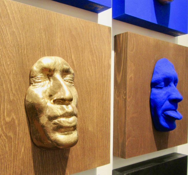 Gregos Faces