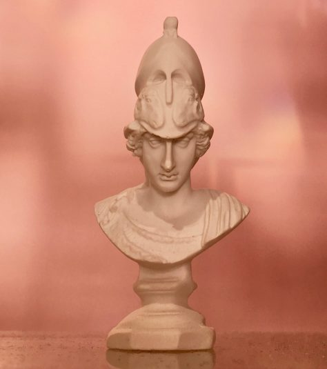 Miniature Marble Bust