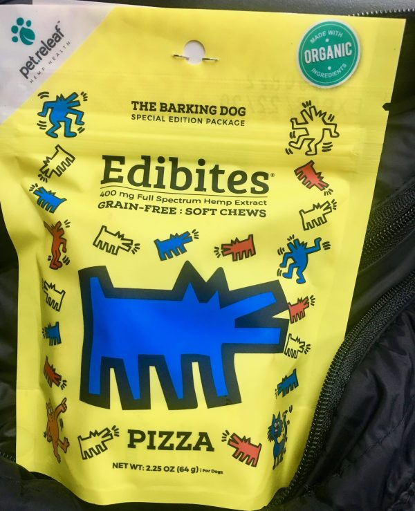 Keith Haring CBD Dog Treats