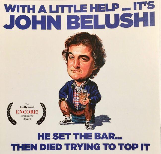 John Belushi Play Card