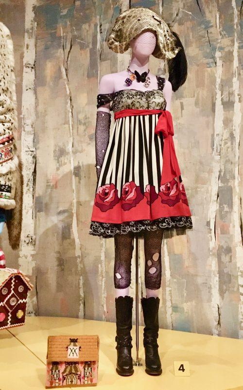 Anna Sui Dorothy Draper Pirate Ensemble By Gail Worley