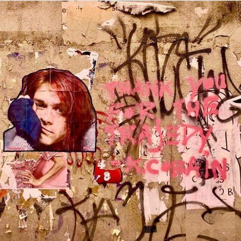 Kurt Cobain By Poet