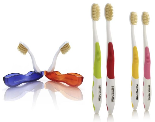 3 Types of Toothbrushes