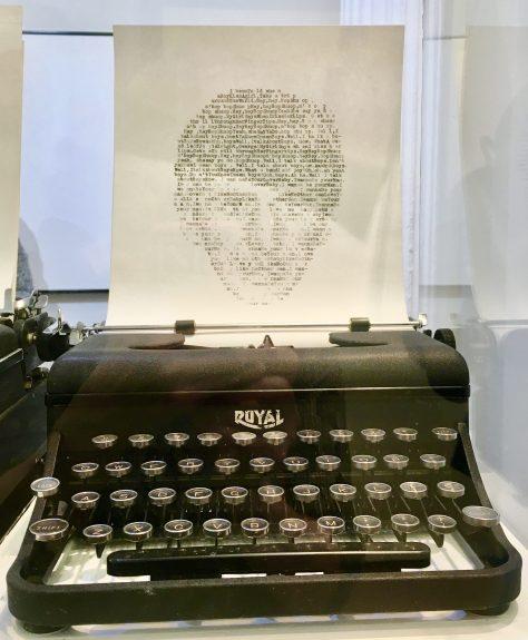 Ringo Starr Typewriter Photo By Gail