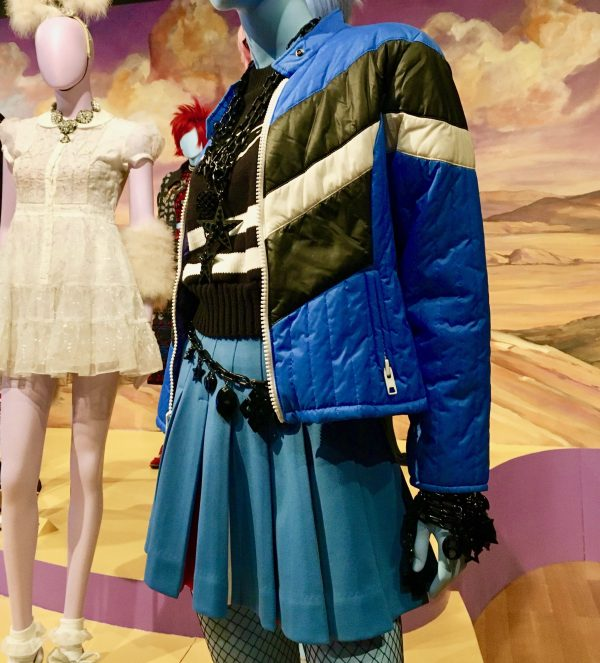 Anna Sui Cheerleader Jacket Photo By Gail Worley
