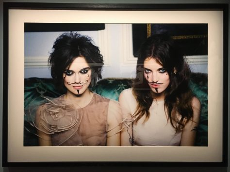 Keira Knightley and Her Sister Photo My Gail Worley