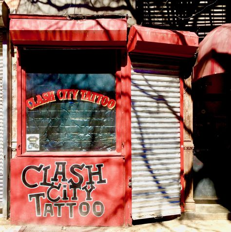 clash city tattoo photo by gail worley