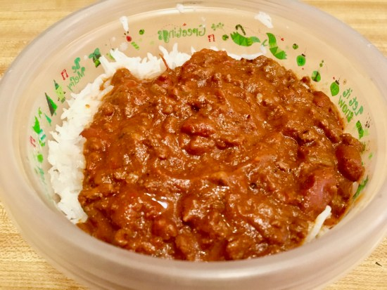 Leftover Chili Photo By Gail Worley