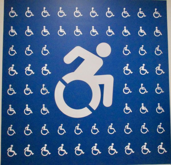 accessible icon photo by gail worley