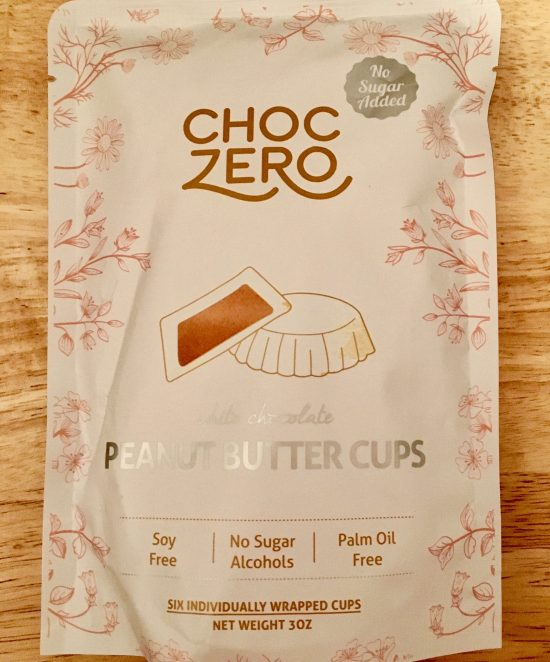 choczero white chocolate peanut butter cups photo by gail worley