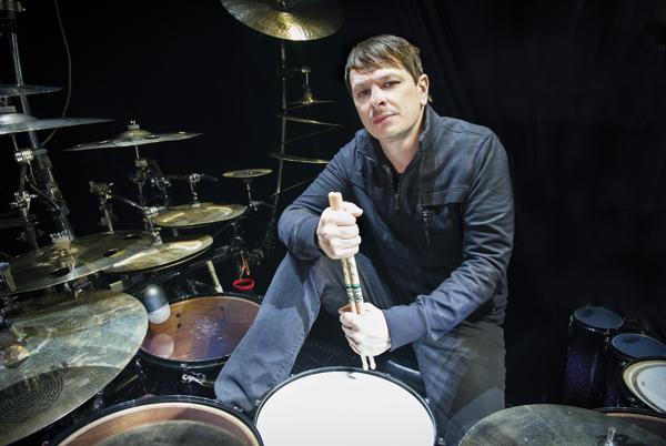 ray luzier drummer