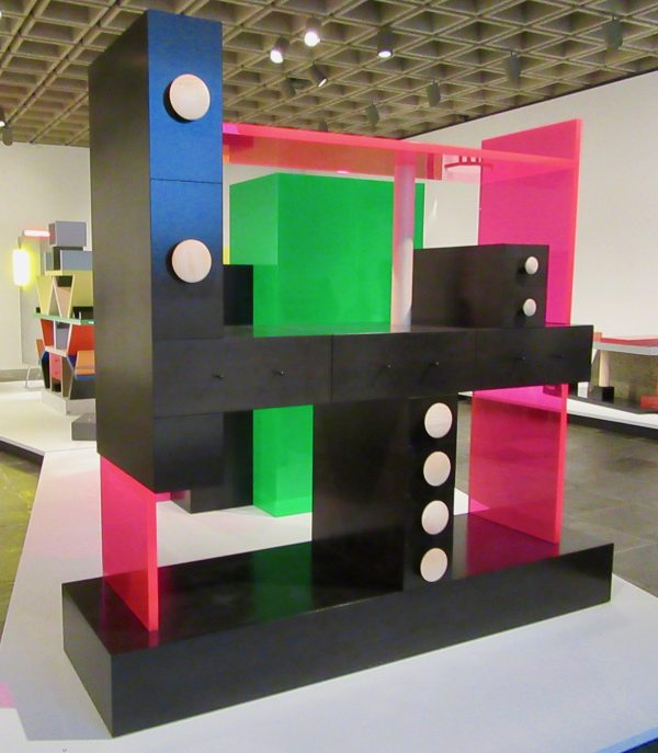 ettore sottsass cabinet no 56 photo by gail worley