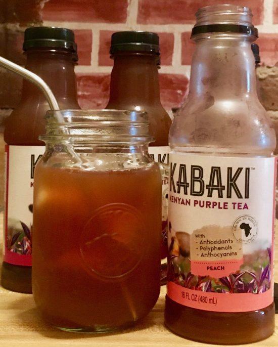 kabaki iced tea peach photo by gail worley