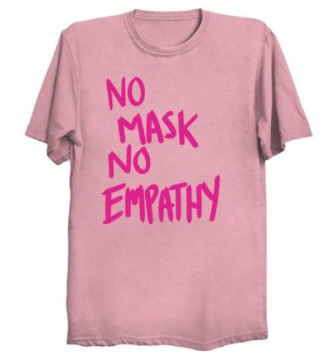 no mask no empathy image by austen marie