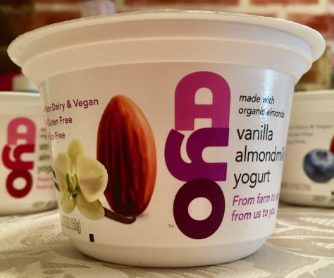 ayo vanilla yogurt photo by gail worley