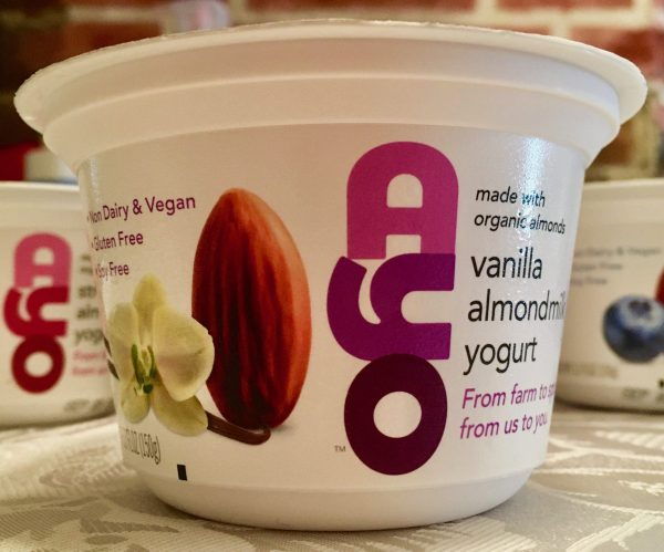 ayo vanilla yogurt photo by gail worley