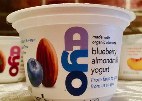 blueberry ayo yogurt photo by gail worley