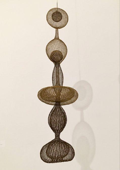 ruth asawa sculpture photo by gail worley