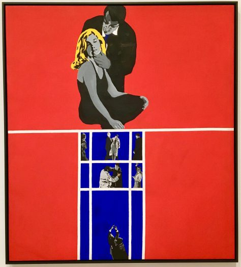 love and violence by rosalyn drexler photo by gail worley
