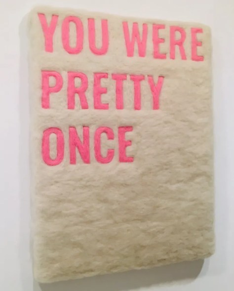you were pretty once photo by gail worley