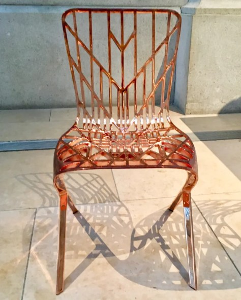 washington skeleton side chair photo by gail worley