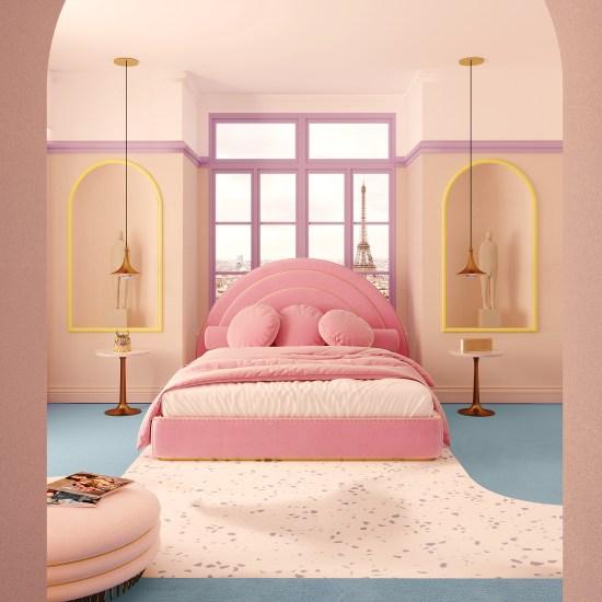 lisi bed bedroom