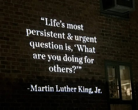 mlk quote photographed by gail worley