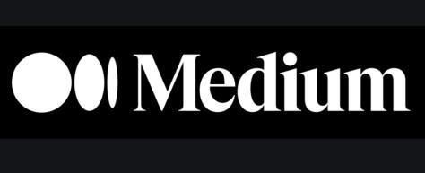medium dot com logo