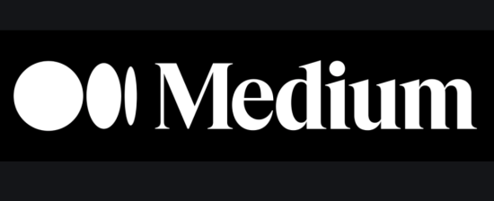 medium dot com logo