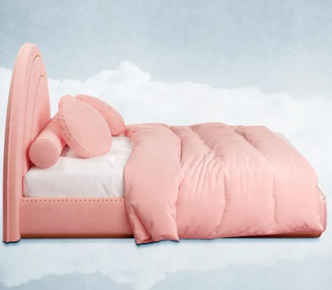 lisi bed on a cloud