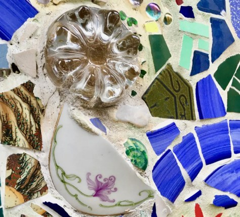 tile mosaic photo by gail worley