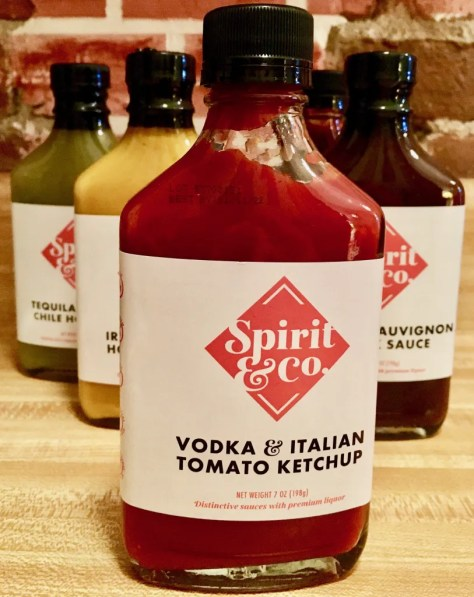 spirit and co vodka ketchup photo by gail worley