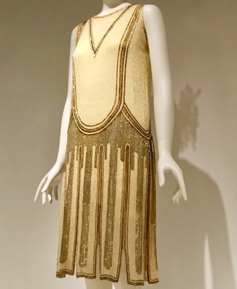 1920s evening dress photo by gail worley