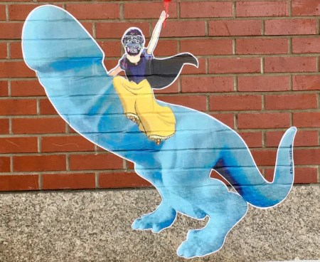 dino dick photo by gail worley