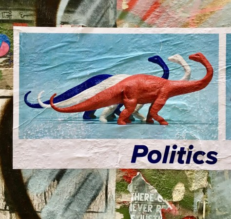 politics photo by gail worley