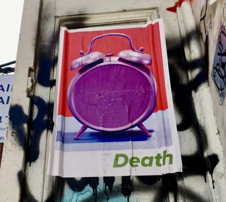 death photo by gail worley