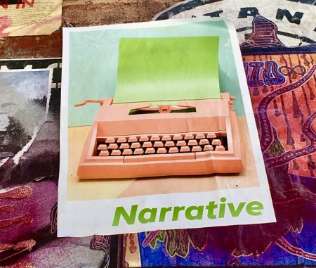 narrative photo by gail worley