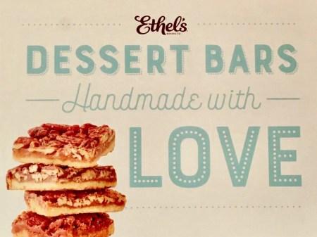 ethels dessert bars slogan photo by gail worley