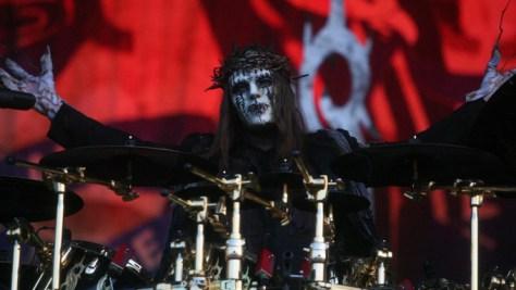 Joey jordison slipknot drummer