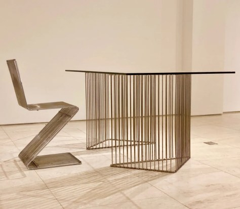 z chaired serie fil table photo by gail
