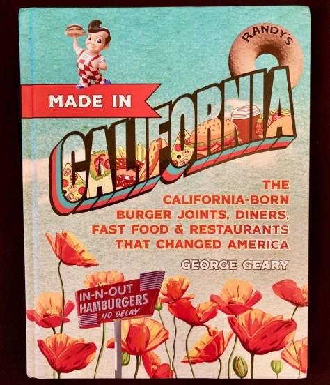 made in california book cover photo by gail worley