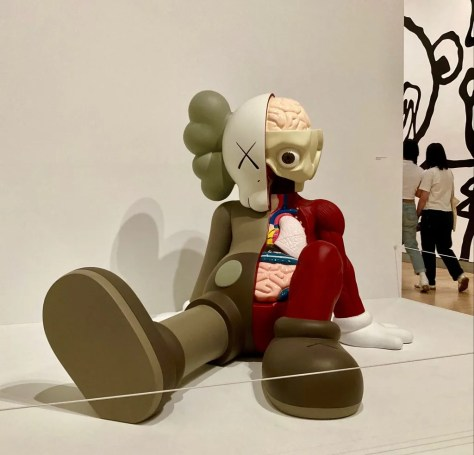 kaws companion resting place photo by gail worley