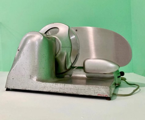 meat slicer photo by gail worley