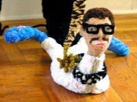 The Pipe Cleaner Art of Don Porcella | The Worleygig