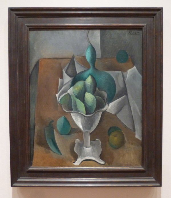 Modern Art Monday Presents Pablo Picasso Fruit Dish Worley Gig