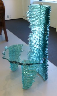 Stacking Chair By Danny Lane | The Worley Gig